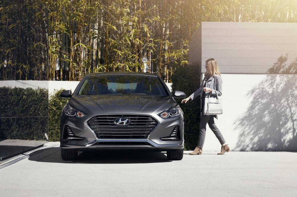 La versión actualizada del Hyundai Sonata 2019 integra varias innovaciones