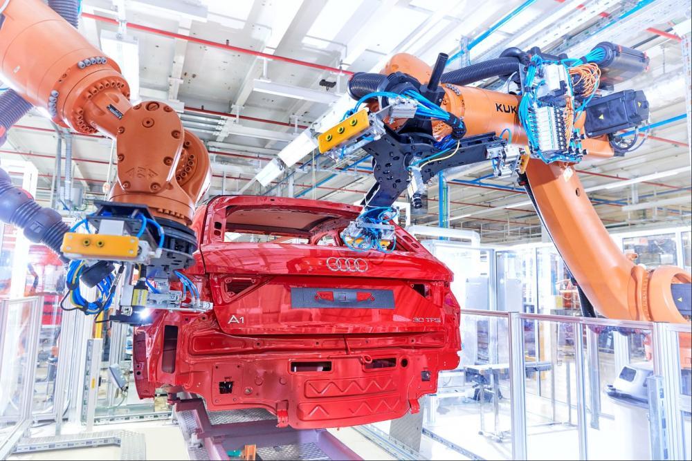 El Audi A1 comenzó producción en la planta de SEAT en España