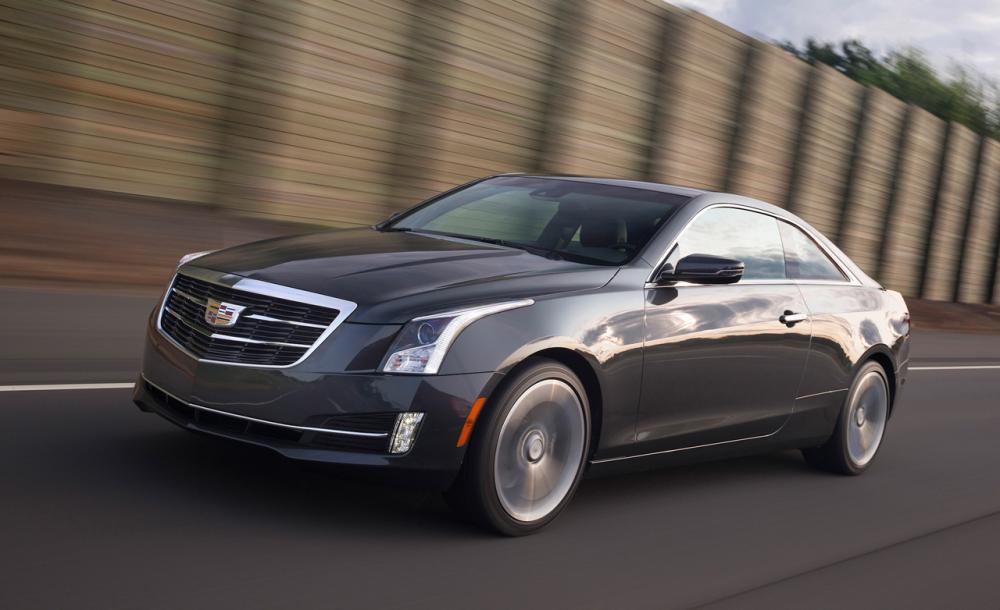 Elegante diseño exterior del totalmente nuevo Cadillac ATS precio