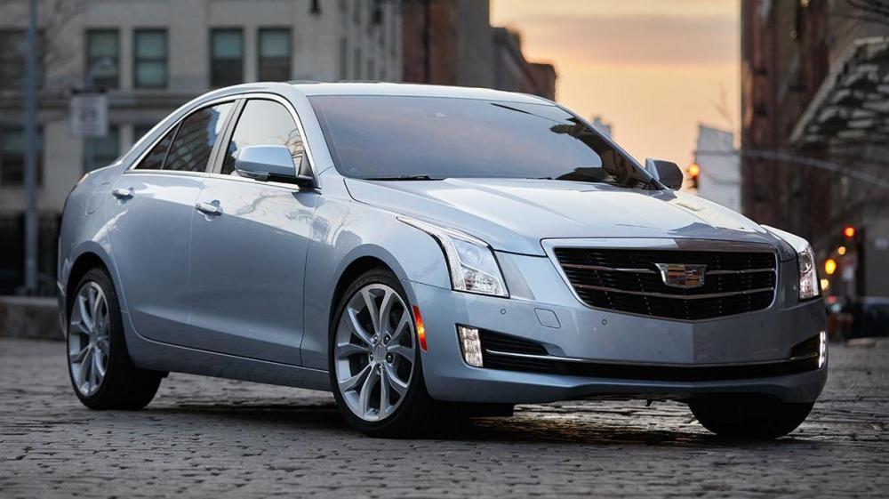 Cadillac ATS precio plata