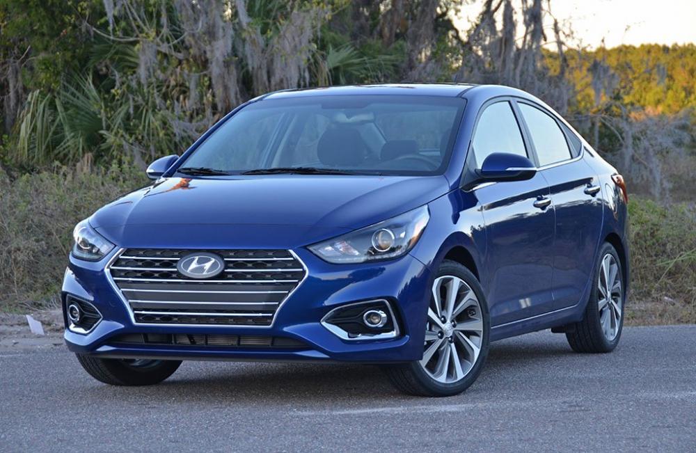 Hyundai Accent 2018: Exterior