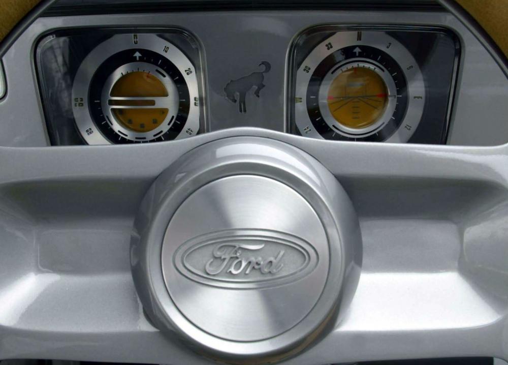 El interior de Ford Bronco será minimalista y práctico