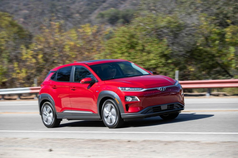 Hyundai entra de lleno al segmento de las SUV eléctricas con la Hyundai Kona Electric