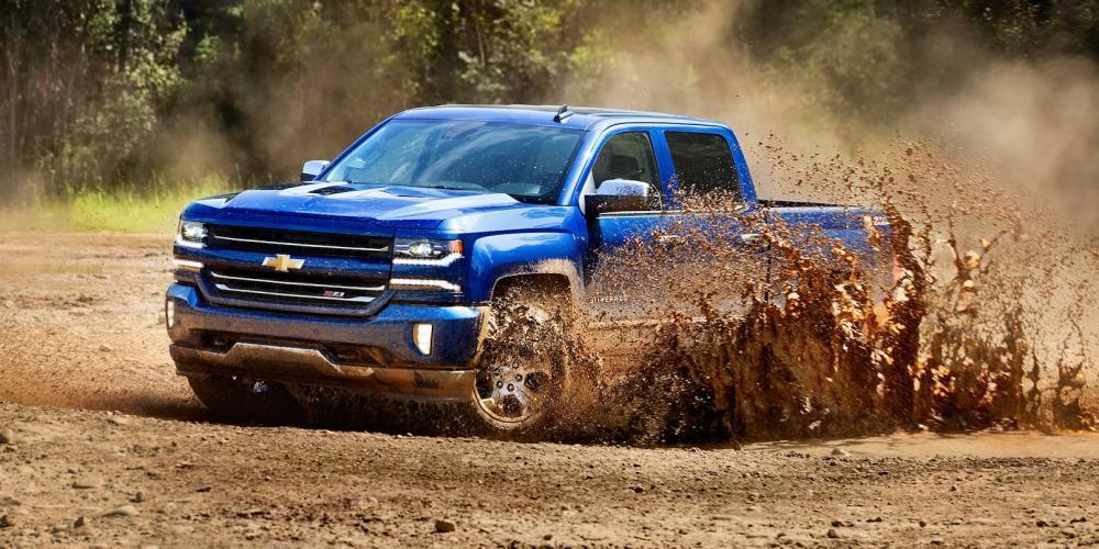 El nuevo Chevrolet Silverado 2018 el pickup del futuro