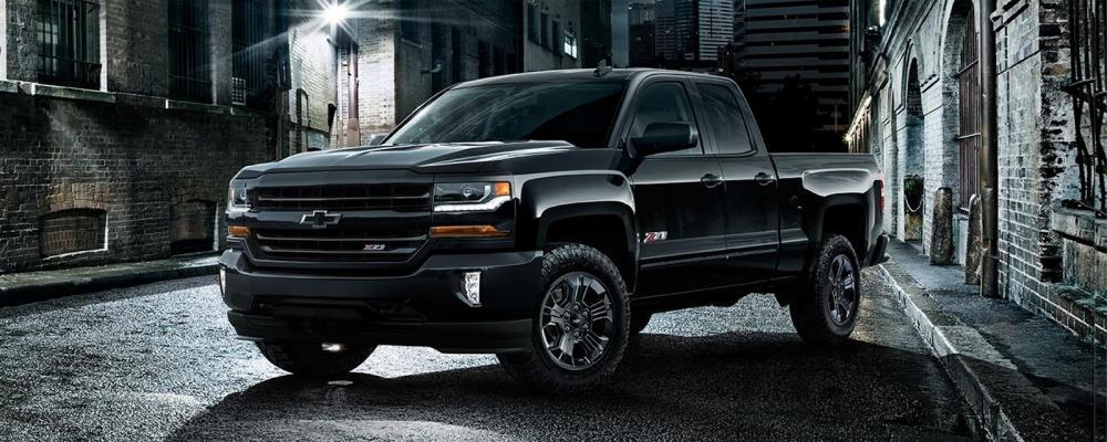El nuevo pickup Chevrolet Silverado 2018 siempre está preparado para rendir durante toda la noche