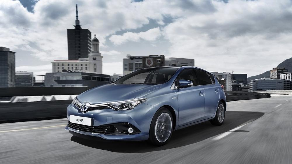 Autos hibridos Toyota Auris