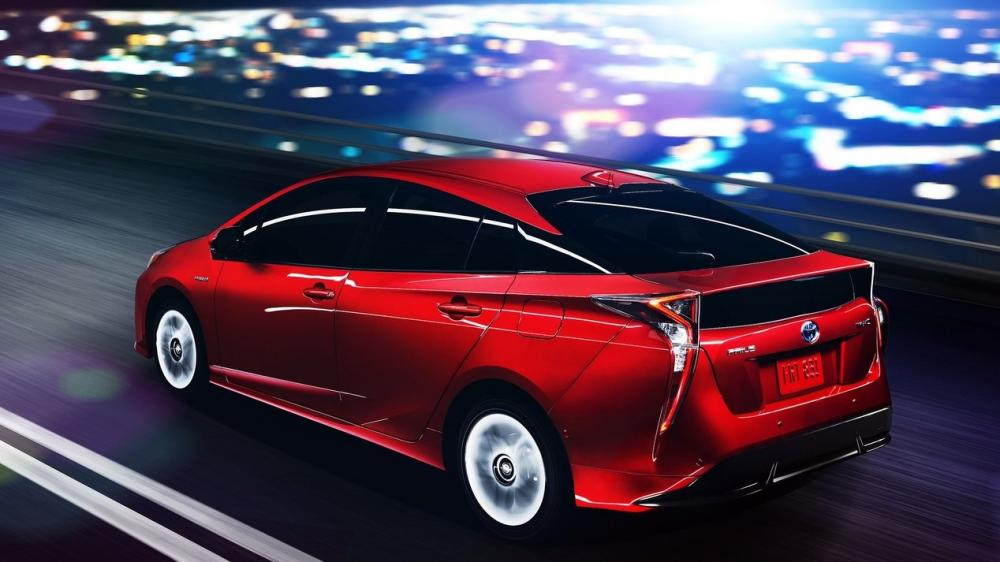 Autos hibridos Toyota Prius