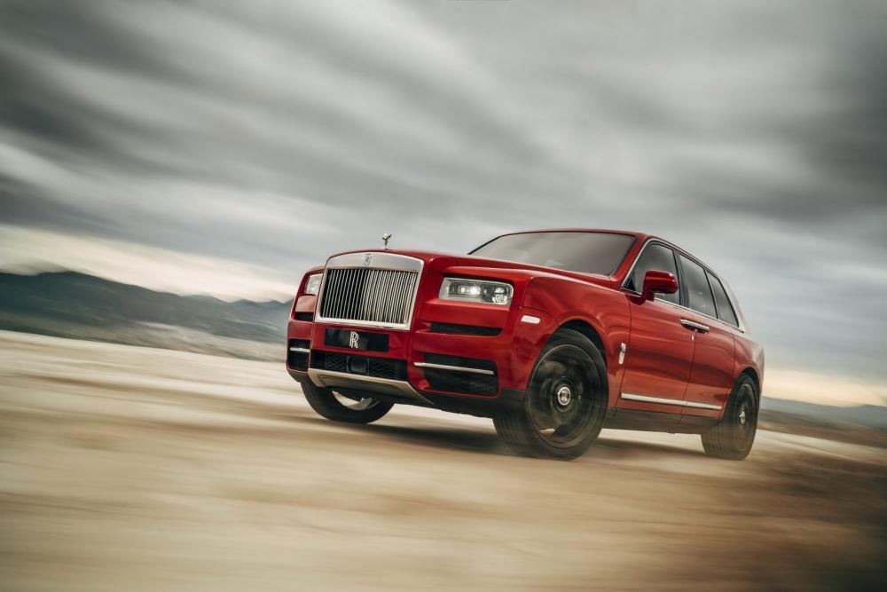 Rolls-Royce Cullinan precio