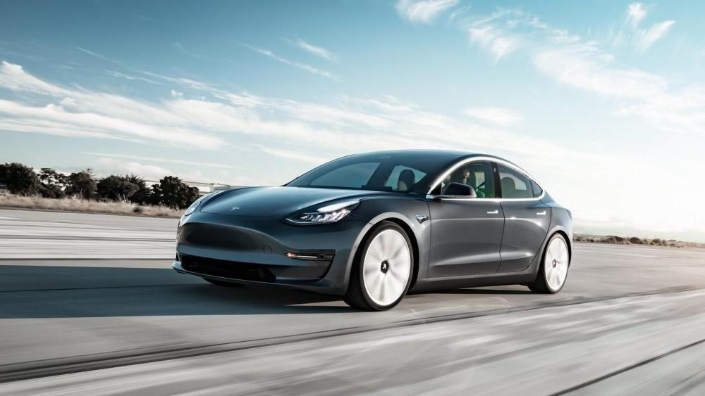 Auto electrico Tesla
