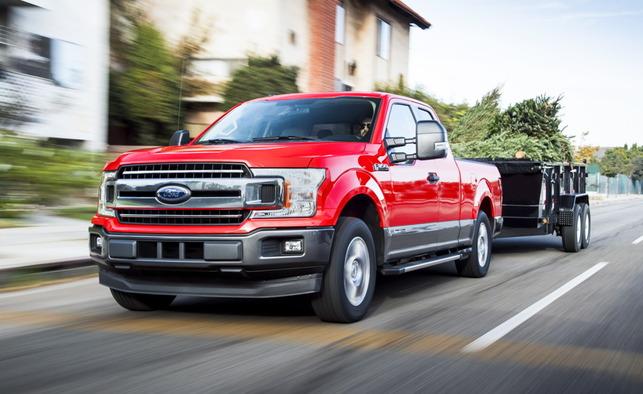 La Ford F-150 2018 es una camioneta todoterreno diseñada para transportar materiales pesados en cualquier tipo de carretera