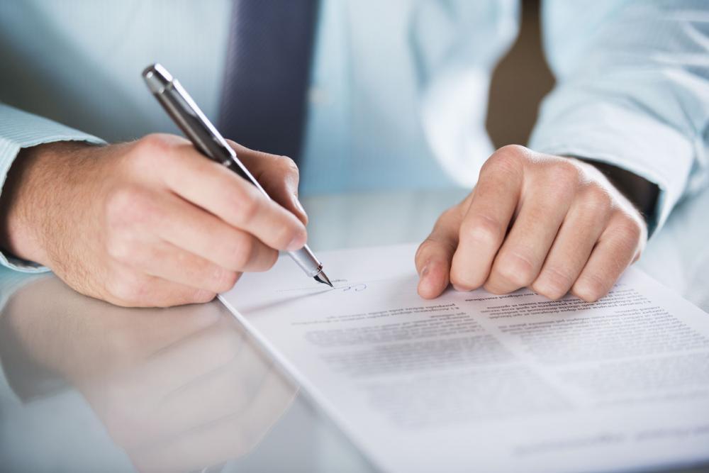 Contrato de compraventa de auto