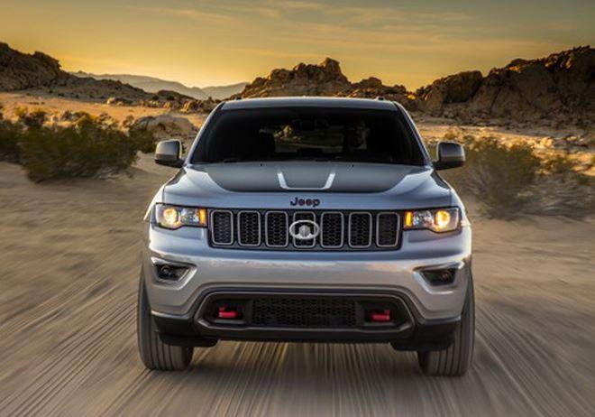 Great Wall podría ser el nuevo propietario de Jeep y así tendrán su logotipo los autos de esta marca estadounidense como se ve en la foto.