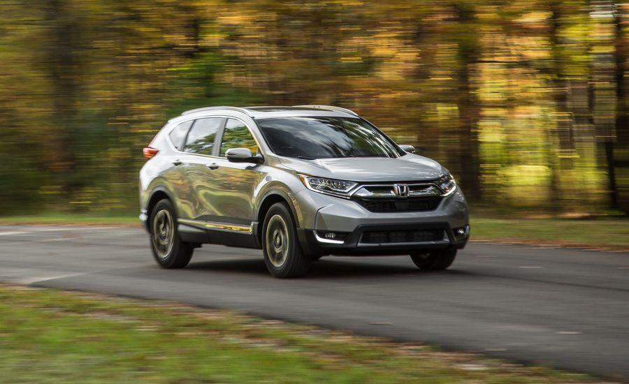 La nueva generación del Honda CR-V 2018 cuenta con una carrocería confeccionada con un 36% de acero de alta resistencia