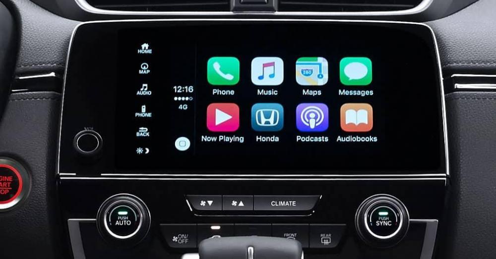 El nuevo tablero de la Honda CR-V 2018 que te permitirá estar conectado estés donde estés