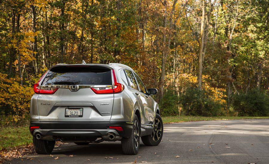 Honda CR-V 2018 es un vehículo muy completo en todo