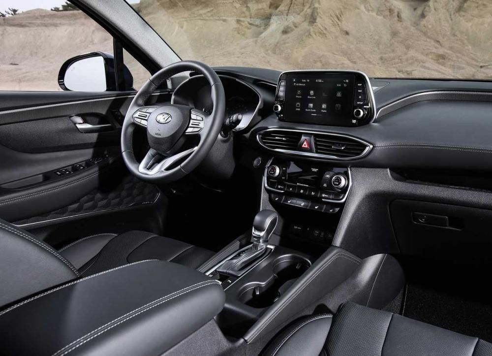 La tecnología se encuentra tanto en la seguridad del vehículo como en sus motores