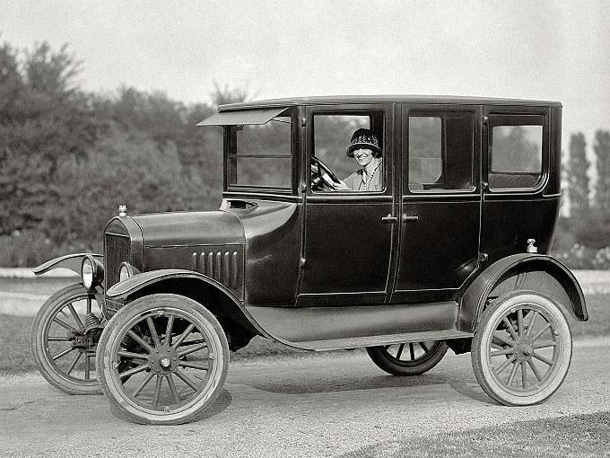 Marca de auto Ford