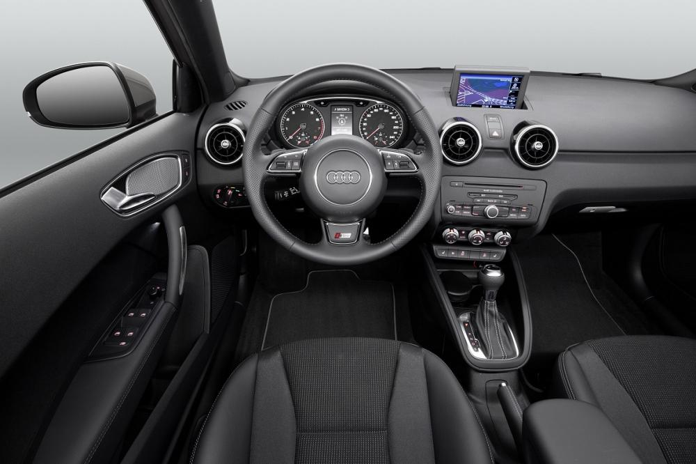 Audi A1 precio modelo 2018, Color y diseño para la elección del conductor