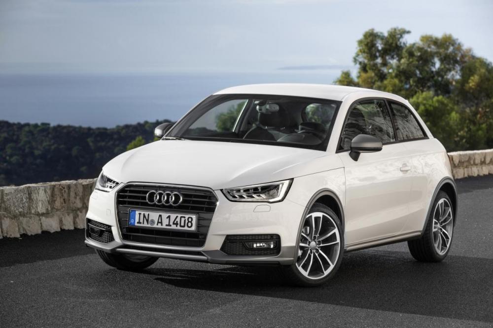 Exterior de Audi A1 precio