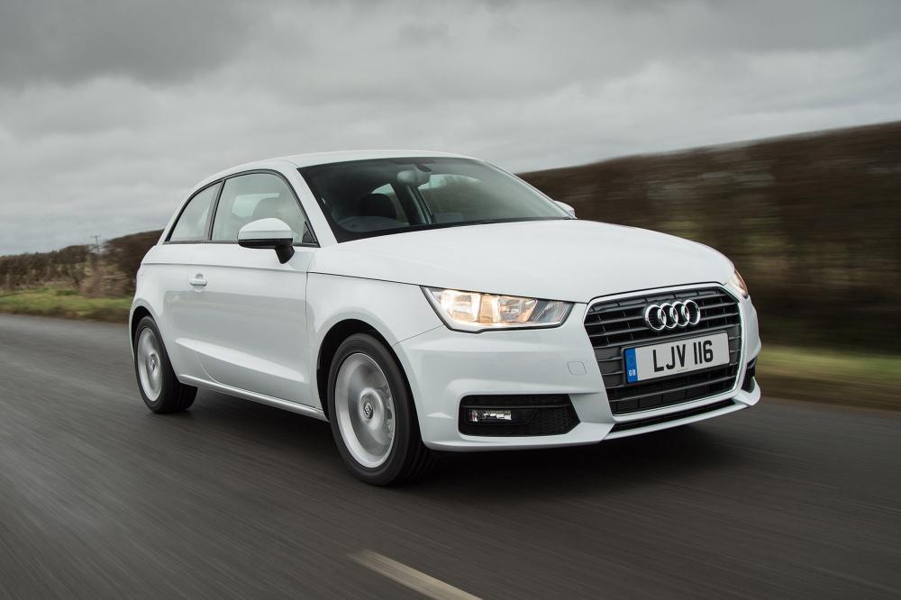 El Audi A1 precio modelo 2018 no necesita mucha gasolina para correr al máximo
