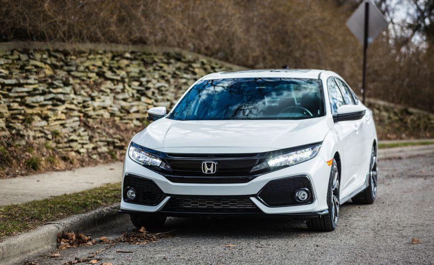 El Honda Civic 2018 cuenta con un motor de alto rendimiento