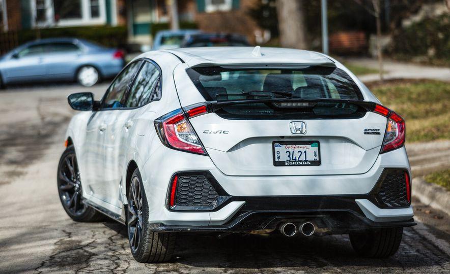 Honda Civic 2018 tiene el costo más elevado del segmento