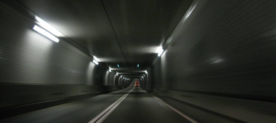 ¿Como conducir en tunel?