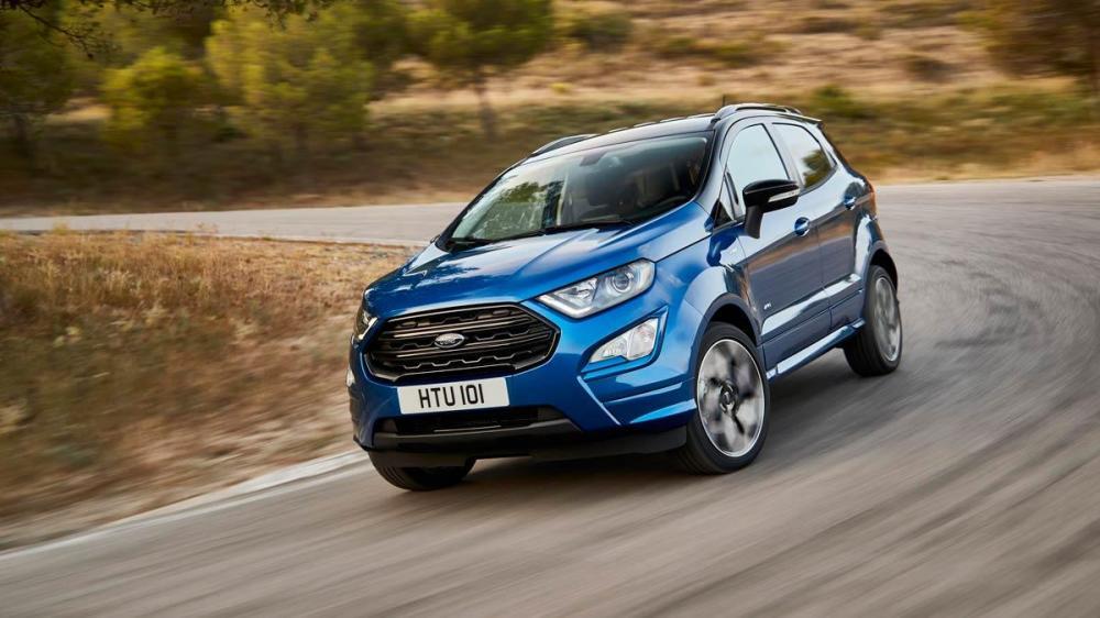 La Ford EcoSport 2018 es una SUV que puede llegar al alcance de todos los usuarios en cada una de sus versiones