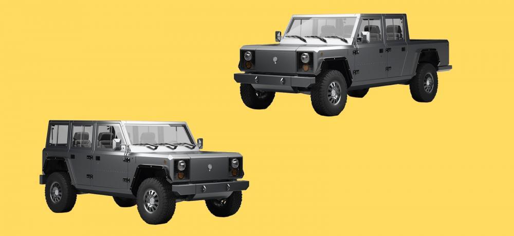 Los dos modelos de Bollinger: B1 y B2