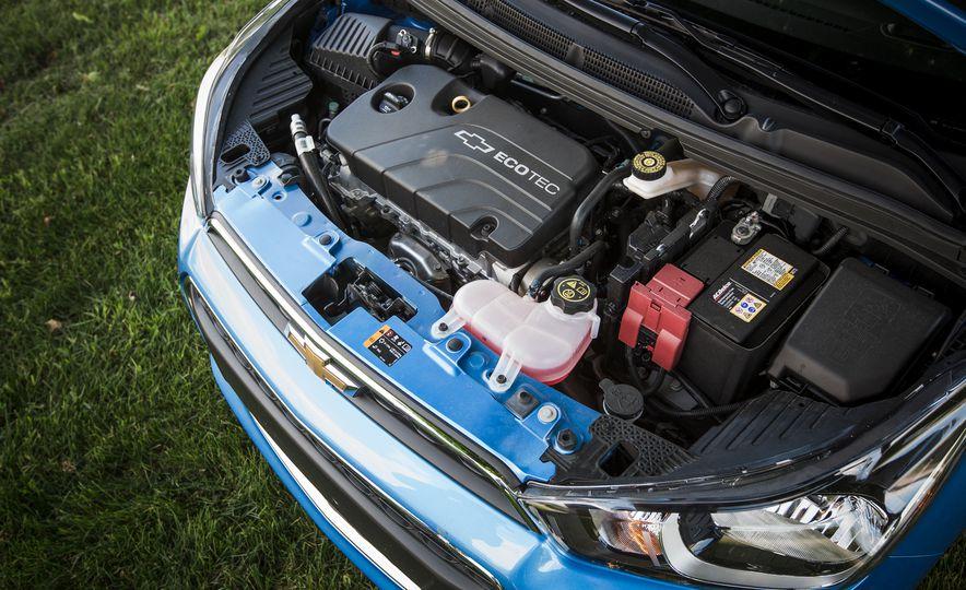 Un motor equipado para despertar la adrenalina del conductor