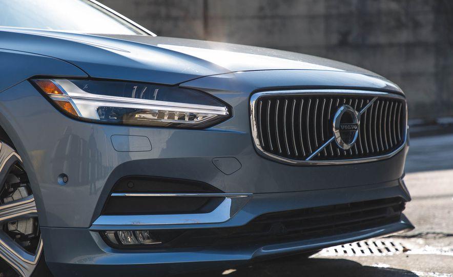 Volvo S90 2018: precios y versiones en México Últimas tecnologías incorporadas de Volvo S90 precio modelo 2018