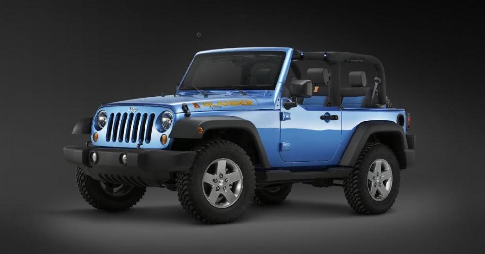 Historia de la Jeep
