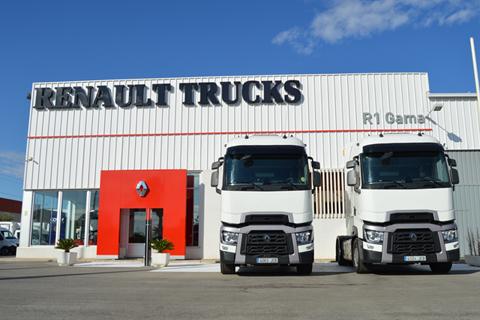 Tipos de camiones de carga