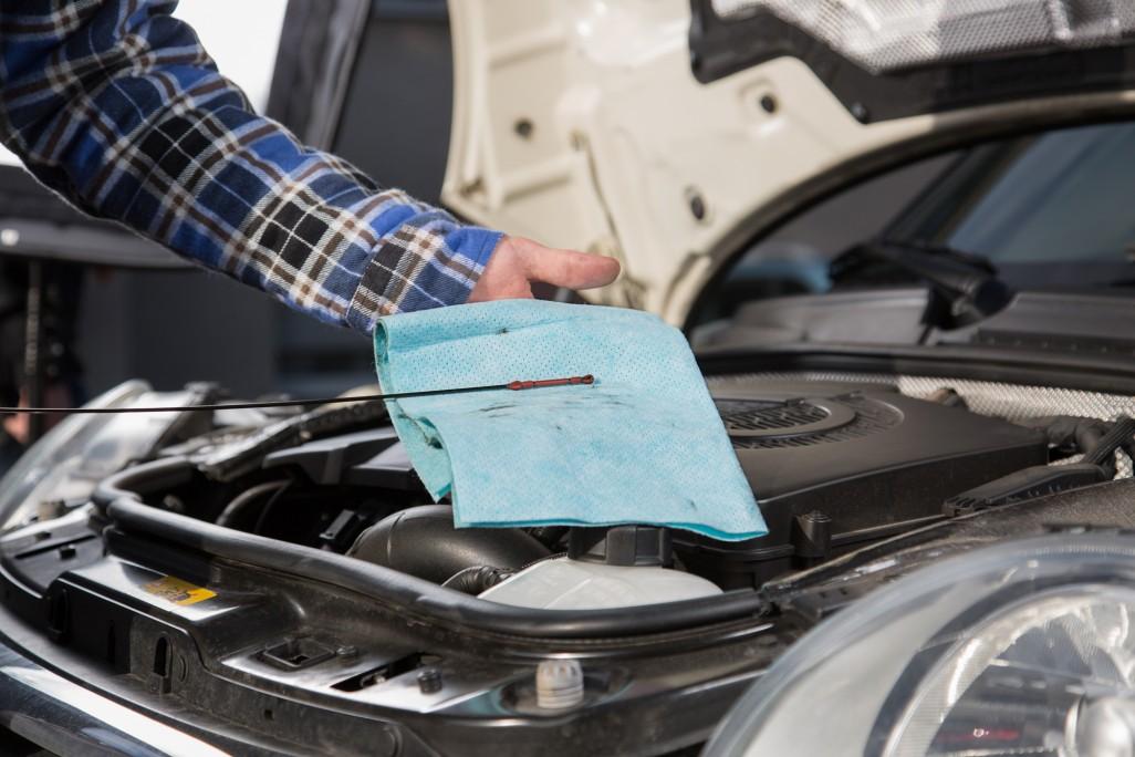 Tipos de aceite para carros