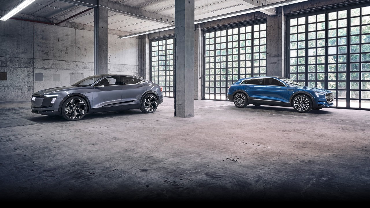 Paris Auto Show 2018