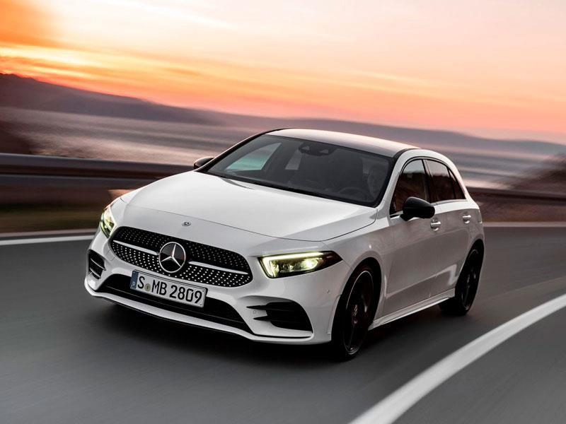 Mercedes-Benz Clase A 2019 hace el camino más cómodo y disfrutable