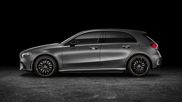 El estilo del Mercedes-Benz Clase A 2019 es dinámico y moderno