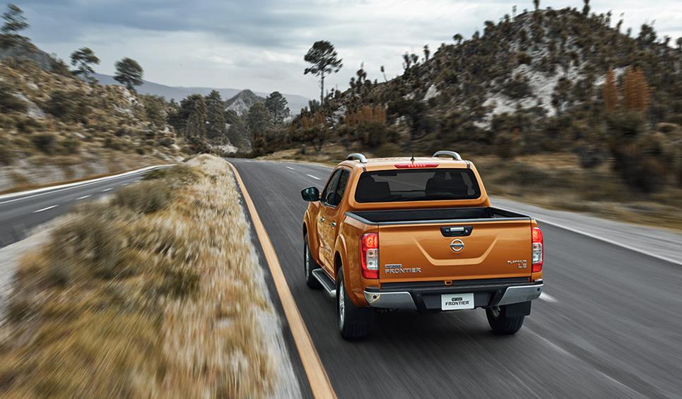 Estamos ante una camioneta capaz de convertirse en la referencia de la industria, Nissan NP300 Frontier 2018