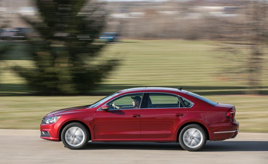 Volkswagen Passat 2018 la súper berlina que esperabas