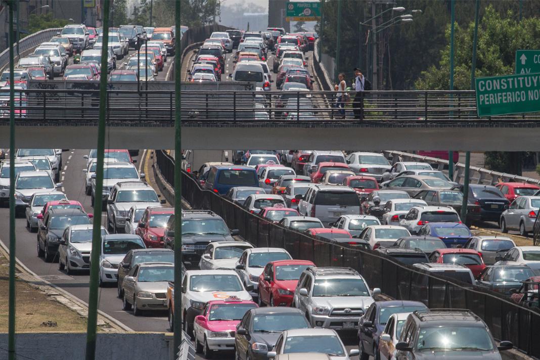Ciudades con mas trafico en el mundo