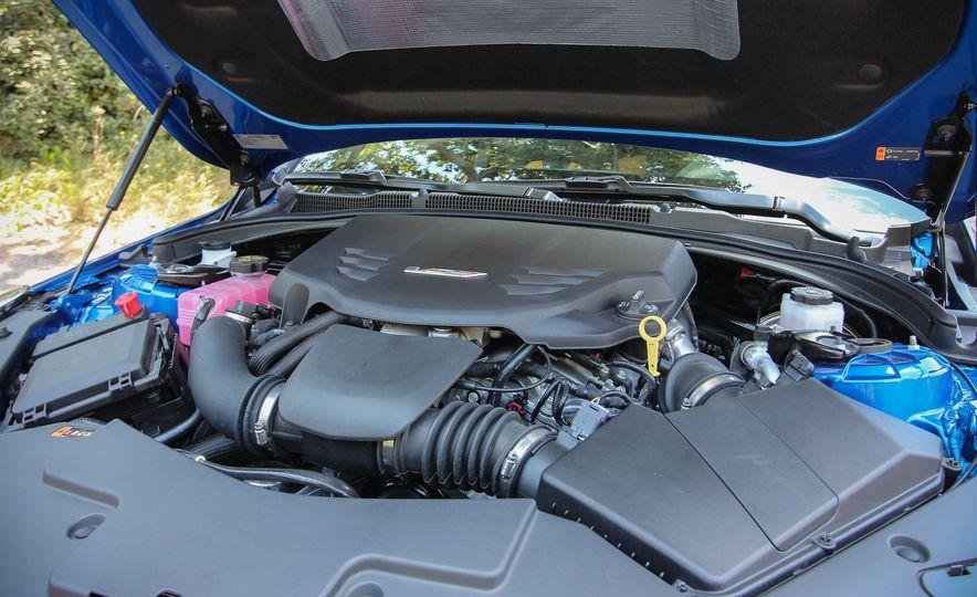 Cadillac ATS V 2018: precios y versiones en México El corazón de Cadillac ATS V precio modelo 2018 es el motor 3.6L doble turbo
