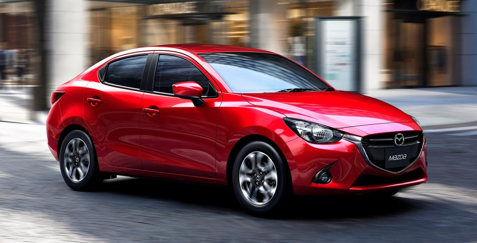 Diseño y rendimiento destacan en el Mazda 2 2018