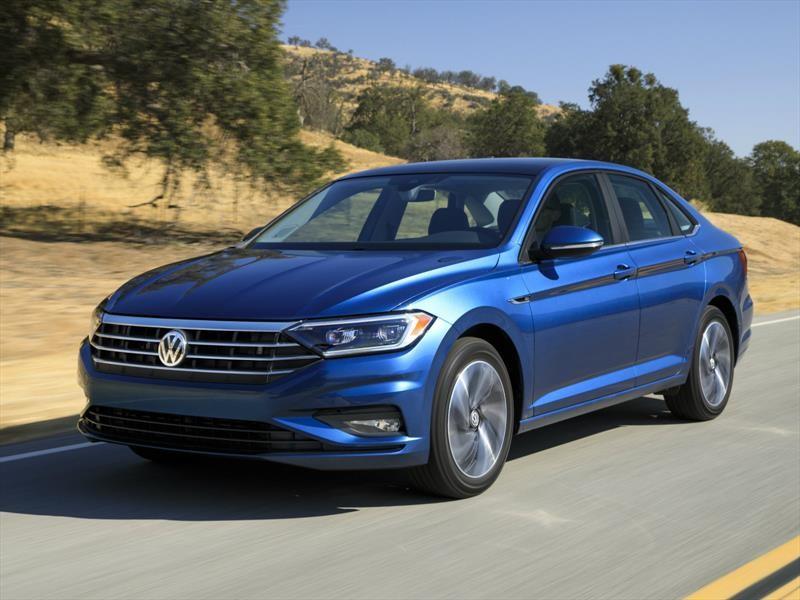 El Volkswagen Vento 2018 es el favorito de las familias