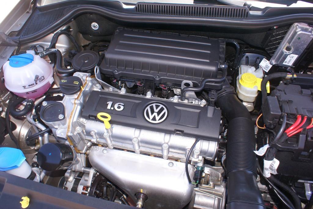 Interior del motor Vento 2018