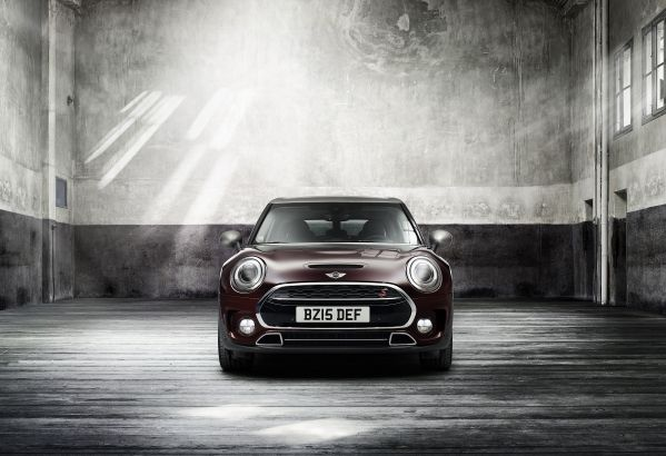 MINI John Cooper Works Silver Edition