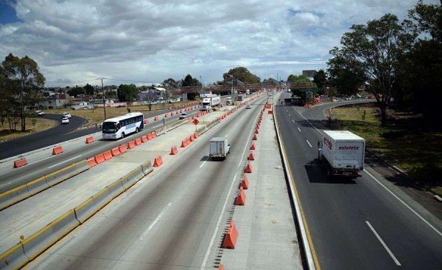 Carreteras mas peligrosas en Mexico