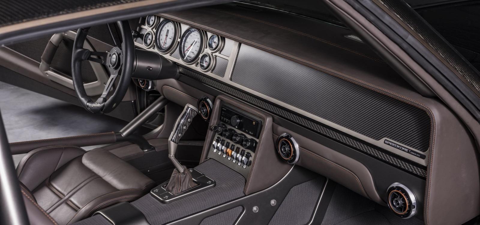SpeedKore Dodge Charger 1970 Evolution