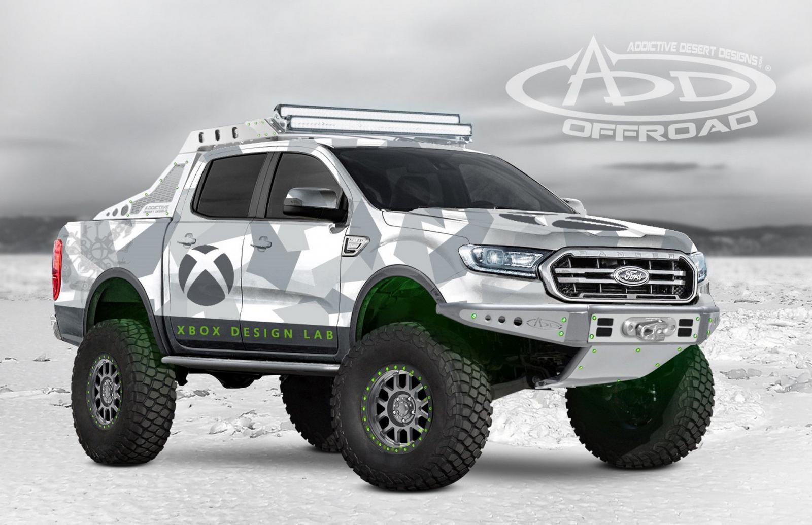 Ford Ranger SEMA