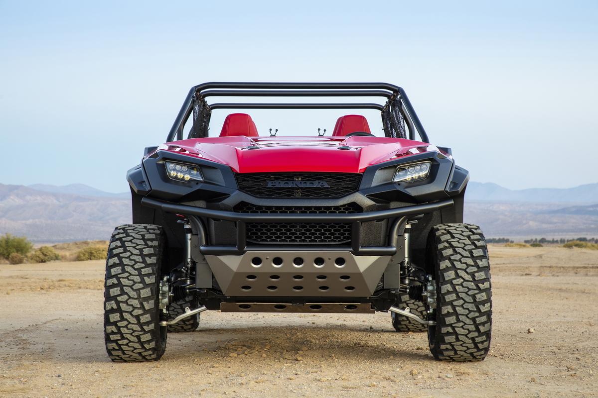 Honda Rugged Open Air, un concepto que luce bastante divertido