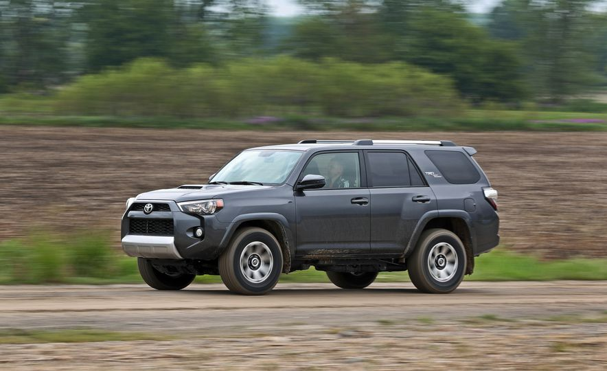 Toyota 4Runner 2019: precios y versiones en México Toyota 4Runner 2019 precio TRD Off-Road Premium